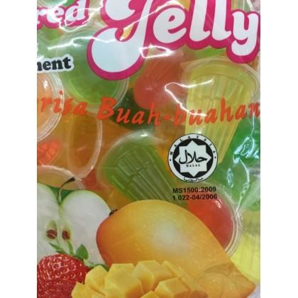 Hogomas Mini Fruit Jelly 1800gm (90pcs土)
