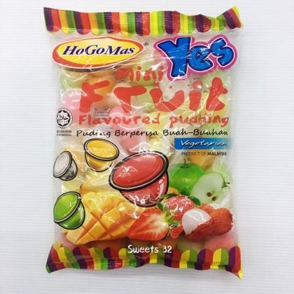 Assorted fruit flavour Pudding 720gm (42pcs +-)
