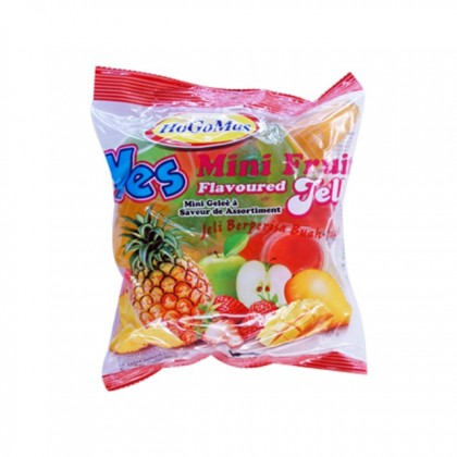 Hogomas Mini Cup Jelly 300gm (16pcs +-)