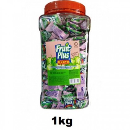 1kg (350pcs) Fruit Plus-Guava