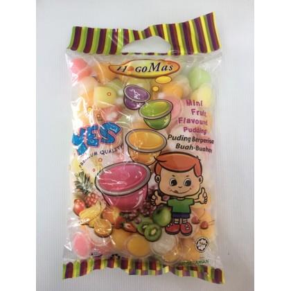 Hogomas Mini Fruity Pudding 1500gm